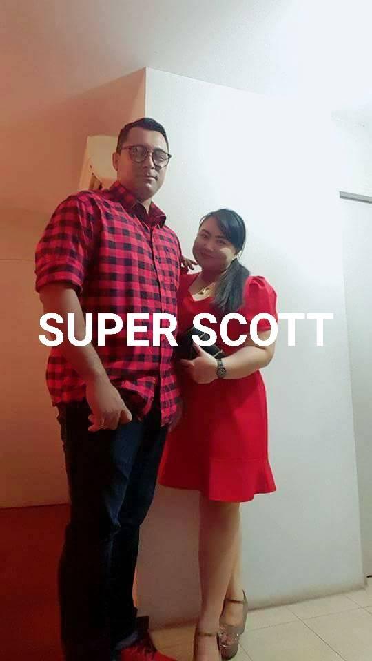 รีวิว เสื้อลายสก๊อตสีแดง