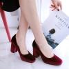 Preorder รองเท้าแฟชั่น สไตล์ เกาหลี 32-43 รหัส 9DA-1482