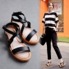 Preorder รองเท้าแฟชั่น สไตล์เกาหลี 34-42 รหัส 914-5982