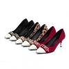 Preorder รองเท้าแฟชั่น 33-43 รหัส 9DA-9714