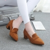 Preorder รองเท้าแฟชั่น สไตล์ เกาหลี 31-43 รหัส 9DA-8402