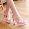 Preorder รองเท้าแฟชั่น สไตล์เกาหลี 32-43 รหัส 9DA-3933