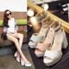 Preorder รองเท้าแฟชั่น 34-46 รหัส N5-4899