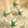 Preorder รองเท้าแฟชั่น สไตล์เกาหลี 34-39 รหัส 55-3332