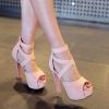 Preorder รองเท้าแฟชั่น สไตล์ เกาหลี 33-43 รหัส 55-5635