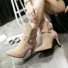 Preorder รองเท้าแฟชั่น สไตล์เกาหลี 34-42 รหัส 9DA-0067