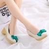 Preorder รองเท้าแฟชั่น สไตล์เกาหลี 34-43 รหัส 9DA-3358