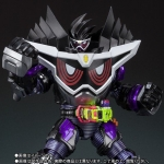 เปิดจอง S.H. Figuarts Kamen Rider GENM God Maximum Gamer Level One Billion TamashiWeb (มัดจำ 1000 บาท)