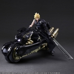 เปิดจอง PlayArts Kai Final Fantasy VII Advent Children - Cloud Strife & Fenrir (มัดจำ1000 บาท)