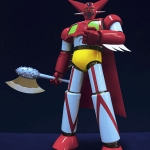 เปิดจอง Die-cast Getter 1 Robot 40cm Action Figure