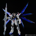 เปิดจอง Metalgearmodels Metalbuild Strikefreedom Gundam Pearl color limited