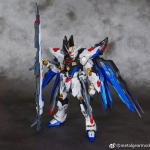 เปิดจอง Metalgearmodels Metalbuild Strikefreedom Gundam