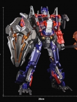พร้อมส่ง Weijiang Transformer M01 Commander Optimus Prime Evasion Mode