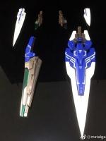 Metalgearmodels Metalbuild 7 Sword Accessories parts Blue