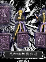 เปิดจอง Jacksdo Appendix clothbox Hypnos - Thanatos