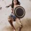 พน้อมส่ง S.H. Figuarts Justice League - Wonder Woman thumbnail 7