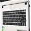 Notebook Acer AspireE5-432G-P1J3/T008 (White) thumbnail 4