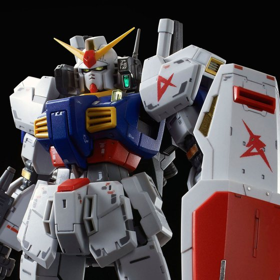 RG 1/144 Gundam Mk-II RG Limited Color Version Bandai Premium Exclusive (มัดจำ500 บาท)