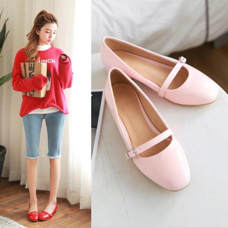 Preorder รองเท้าแฟชั่น สไตล์เกาหลี 33-45 รหัส 9DA-48535