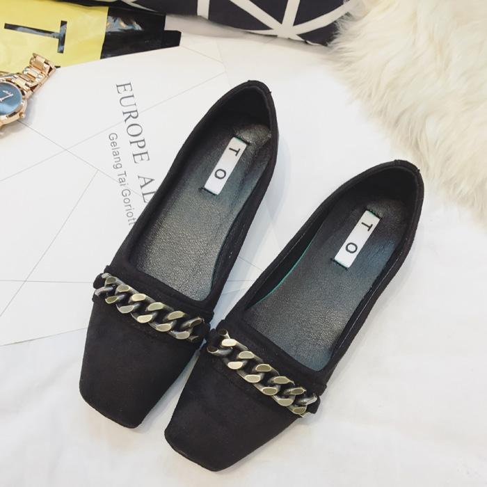 Preorder รองเท้าแฟชั่น สไตล์เกาหลี 35-42 รหัส GB-7368