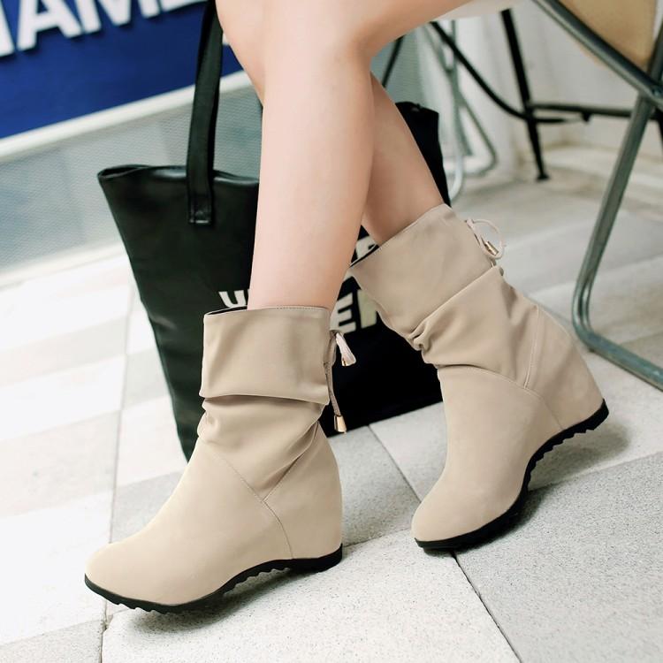 Preorder รองเท้าบูท 34-43 รหัส 9DA-7063