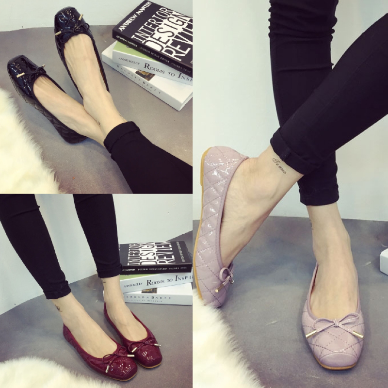 Preorder รองเท้าแฟชั่น สไตล์เกาหลี 35-41 รหัส BS-8171