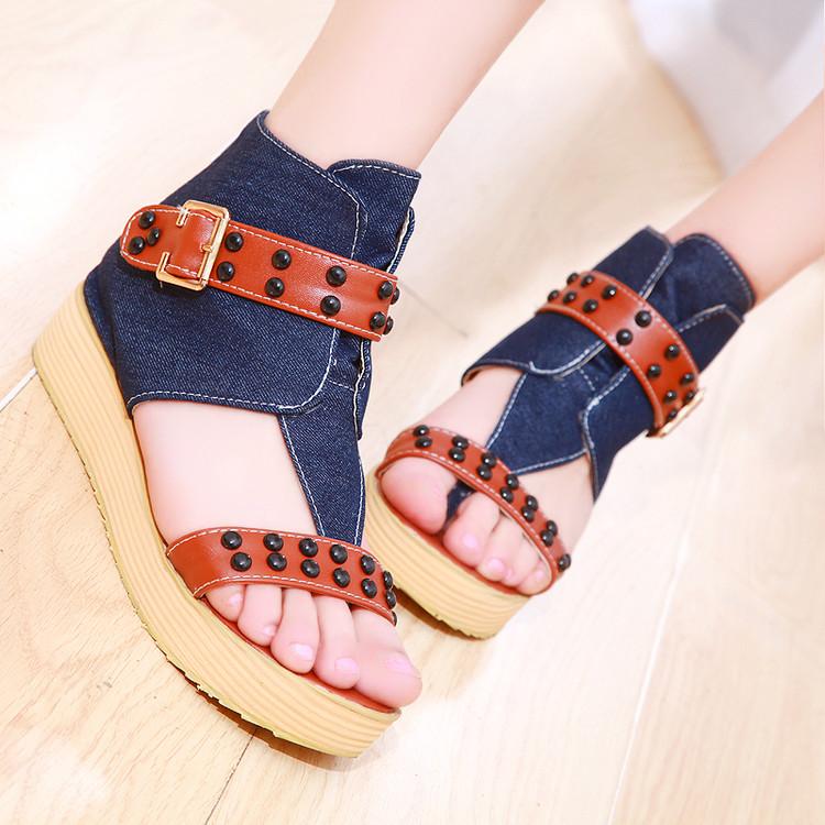 Preorder รองเท้าแฟชั่น สไตล์เกาหลี 30-43 รหัส 9DA-1006
