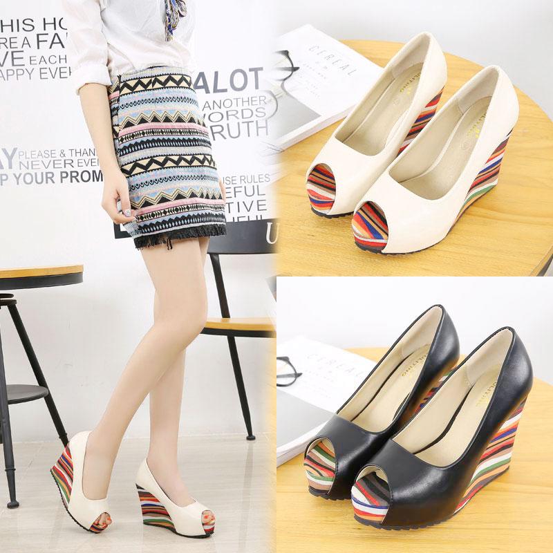 Preorder รองเท้าแฟชั่น สไตล์เกาหลี 30-43 รหัส MP-4977