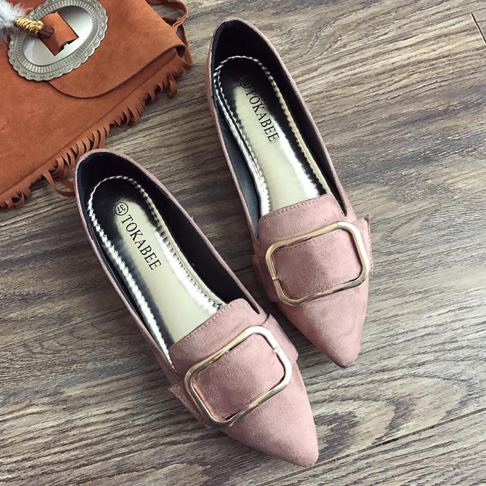 Preorder รองเท้าแฟชั่น สไตล์เกาหลี 35-40 รหัส GB-3755