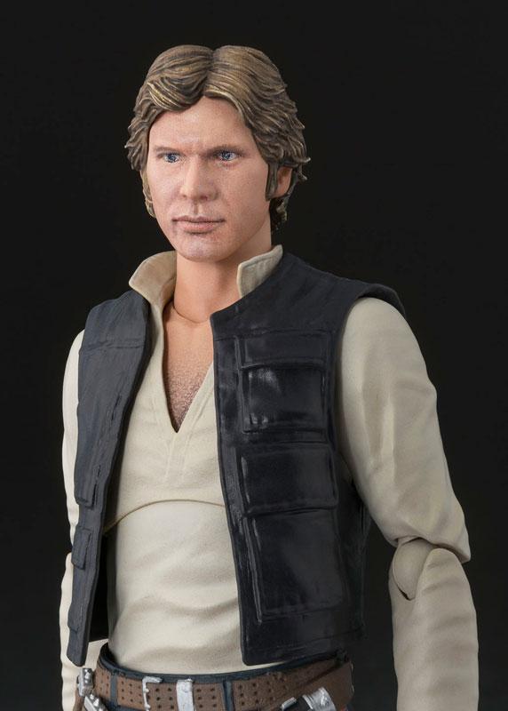 เปิดจอง S.H. Figuarts Han Solo (Reissue) (มัดจำ 500 บาท)