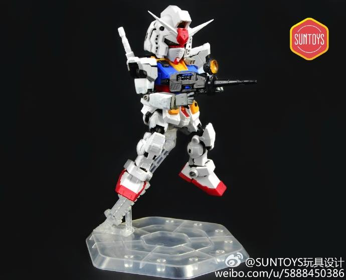 Suntoys SD MG RX 78-2 Gundam