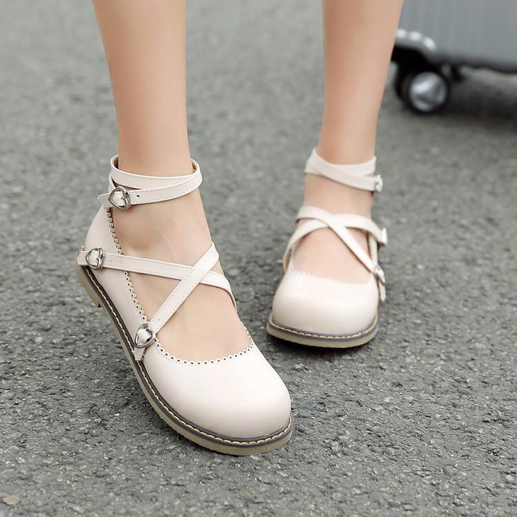Preorder รองเท้าแฟชั่น สไตล์เกาหลี 33-43 รหัส 9DA-6762
