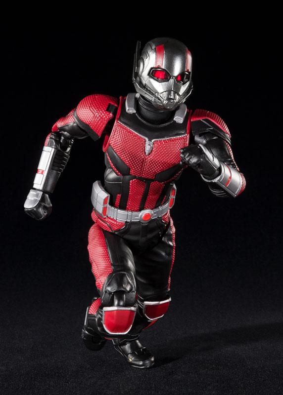 เปิดจอง S.H. Figuarts Ant-Man And The Wasp - Ant-Man (มัดจำ 500 บาท)