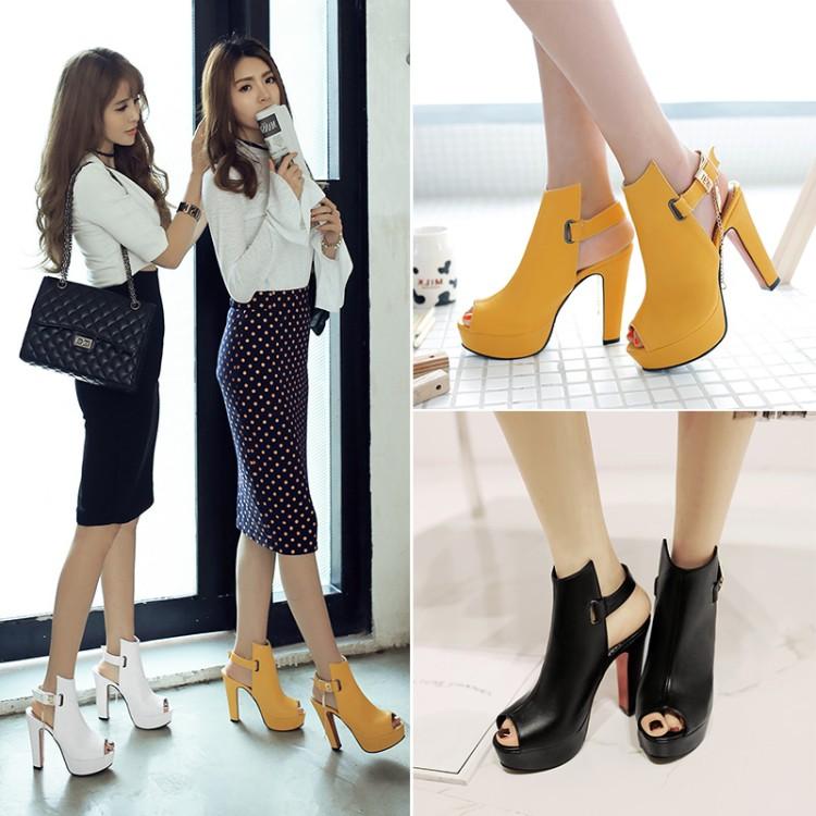 Preorder รองเท้าแฟชั่น สไตล์เกาหลี 34-50 รหัส N5-2221