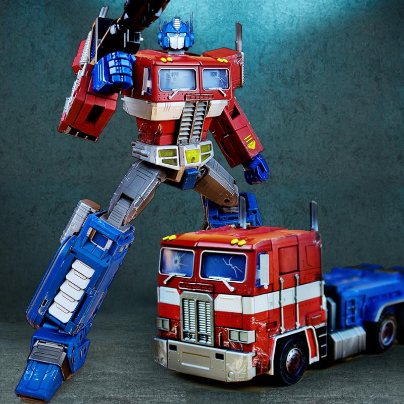เปิดจอง Weijiang Transformer MPP-10Z Optimus Prime Battle Damage ver.