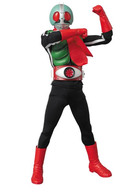 RAH DX Kamen Rider New 2 (Ver.2.5) 45th aniversary