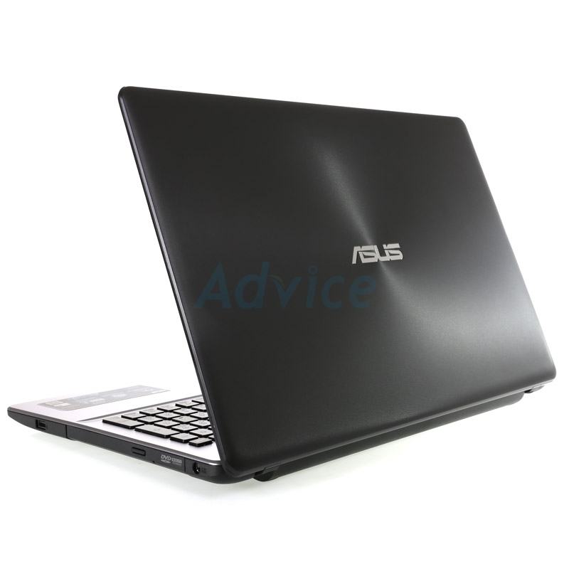 Notebook Asus R510ZE-XX135D (Black)