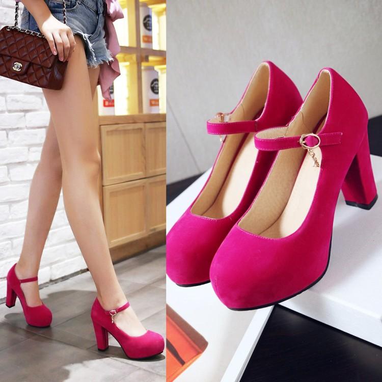 Preorder รองเท้าแฟชั่น สไตล์ เกาหลี 34-43 รหัส 9DA-1379