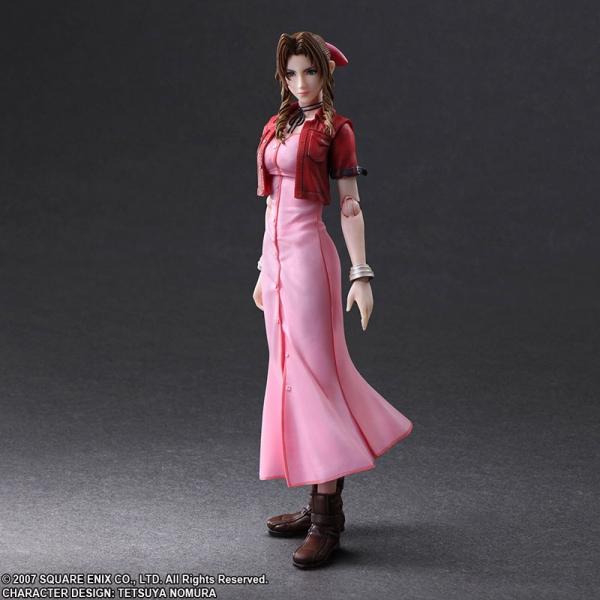 เปิดจอง PlayArts Kai Crisis Core Final Fantasy VII - Aerith (มัดจำ 500 บาท)