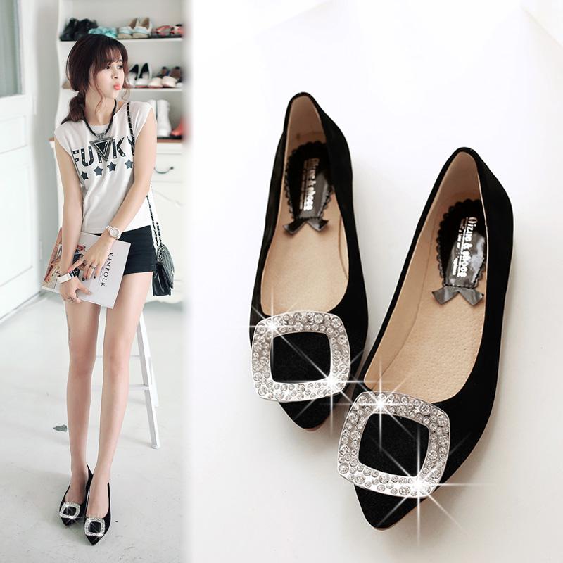 Preorder รองเท้าแฟชั่น สไตล์เกาหลี 34-42 รหัส 914-6559