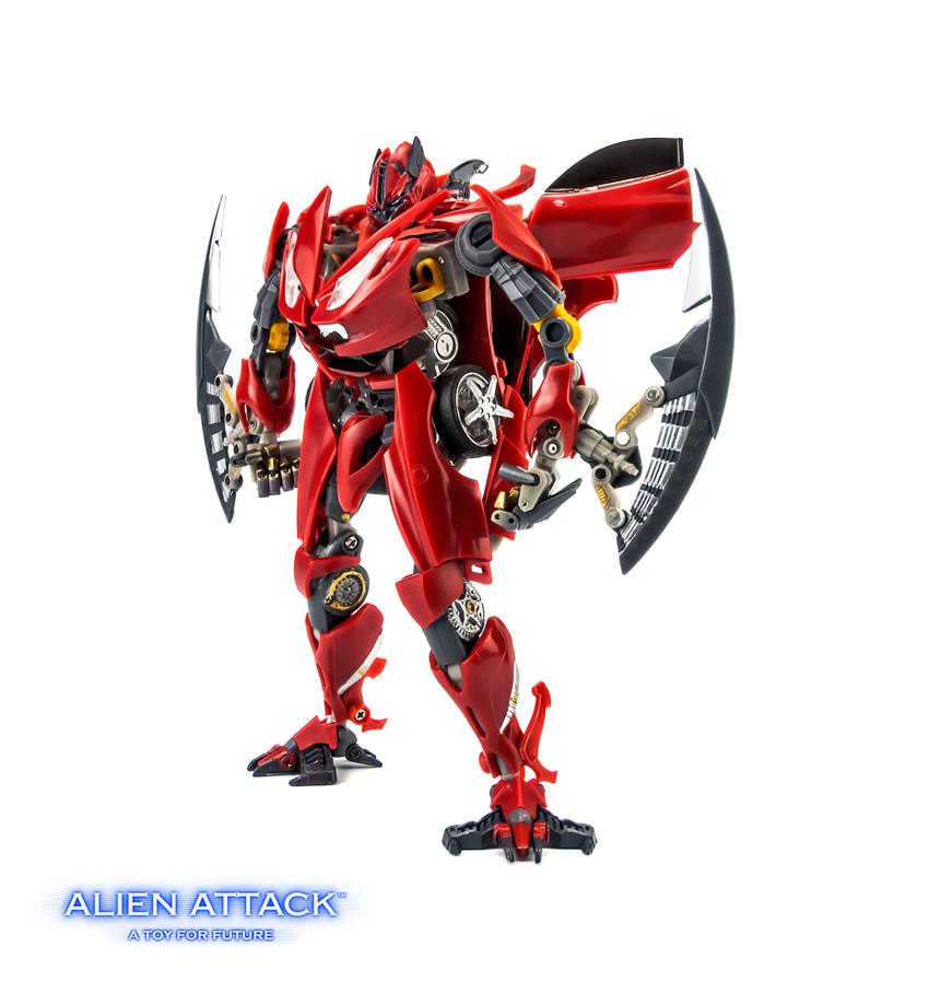 เปิดจอง AlienAttack Toys SFT-01 Firage Dino