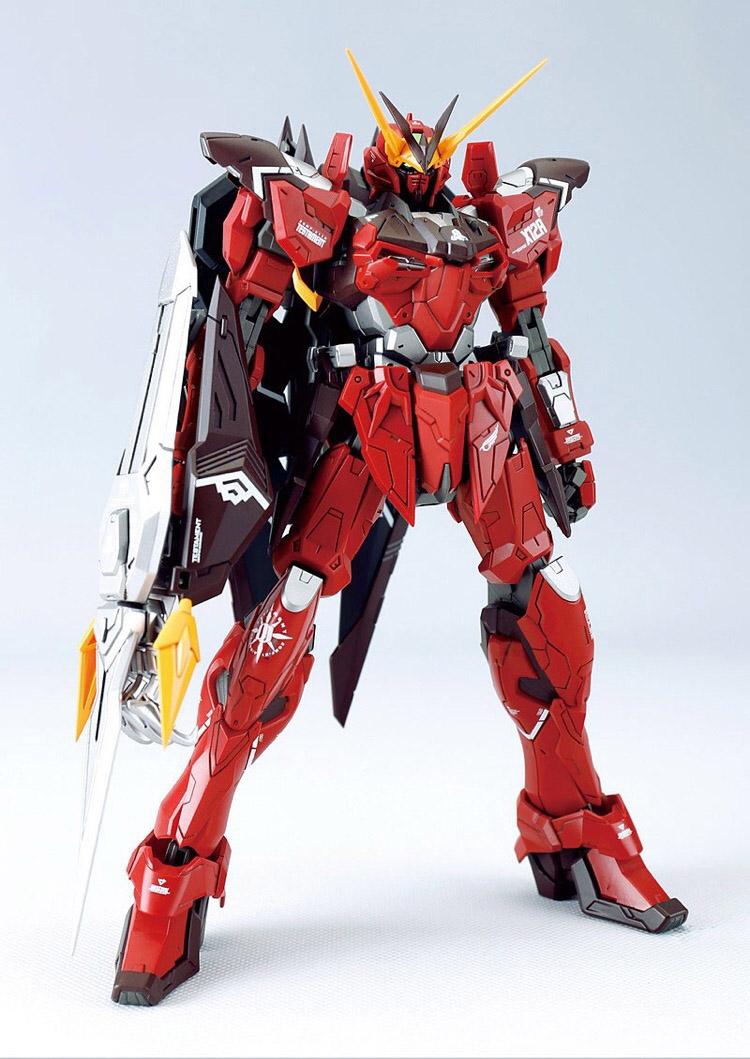 Dragon Momoko MG 1/100 ZGMF-X12A Testament