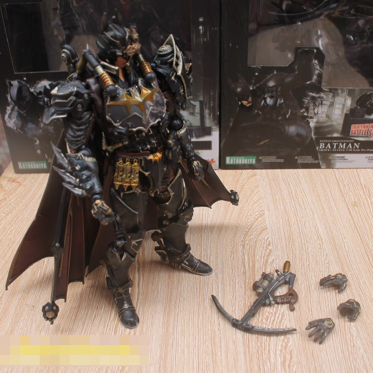 PlayArts Kai จีน Batman: Timeless Steam Punk