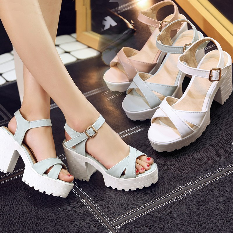Preorder รองเท้าแฟชั่น สไตล์เกาหลี 34-46 รหัส 9DA-5468