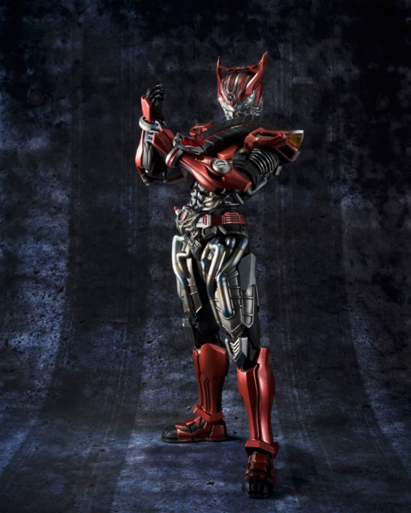 S.I.C. Kamen Rider Drive Type Speed