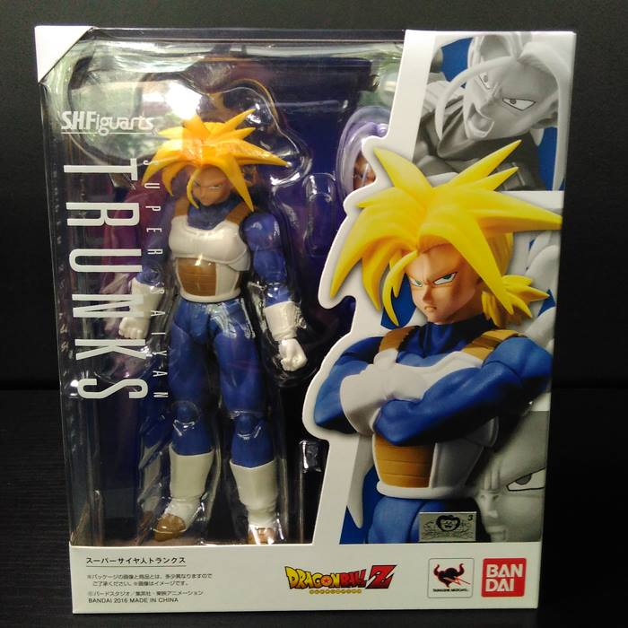 Sh.figuarts Super Saiyan Trunks