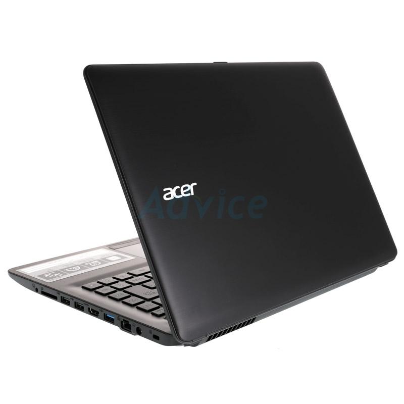 Notebook Acer Aspire Z1402-31B8/T007 (Gray)