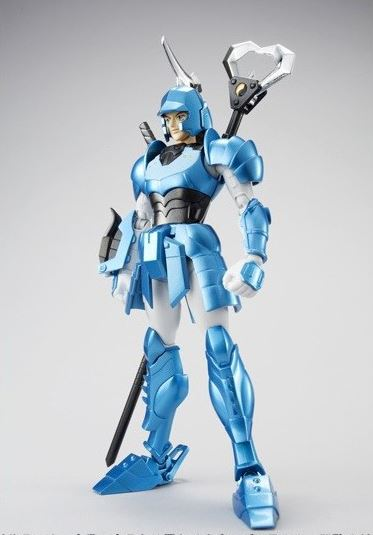 เปิดจอง Hitoys Model Armor Plus Samurai Trooper Suiko No Shin