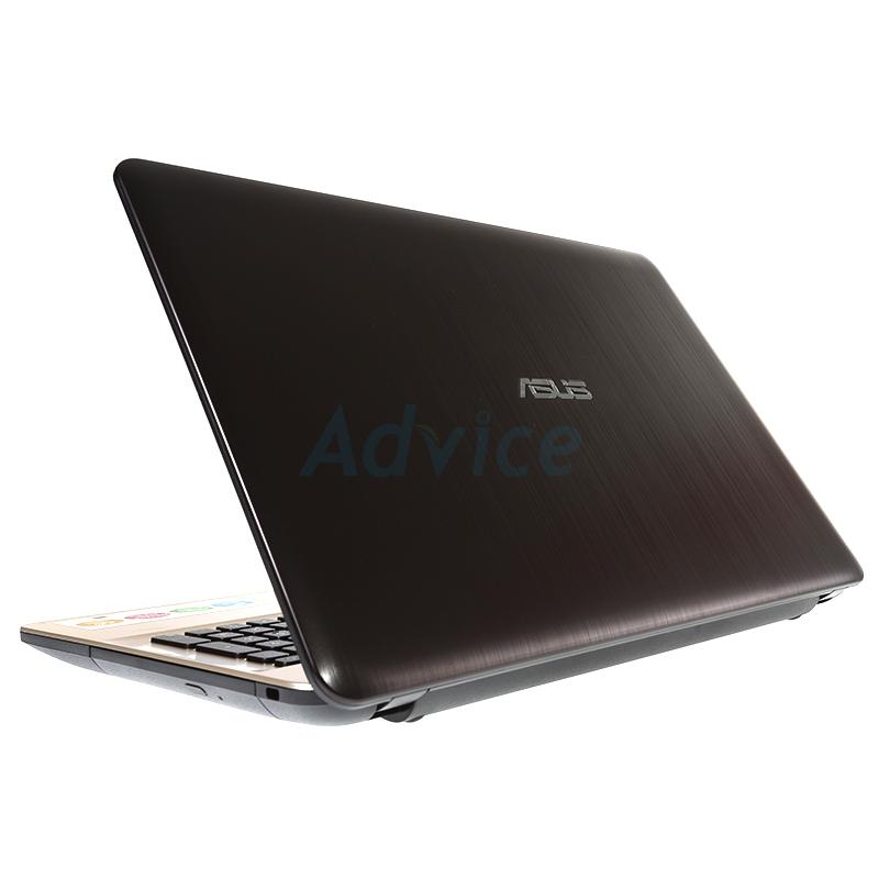 Notebook Asus K541UJ-GQ636 (Chocolate Black)