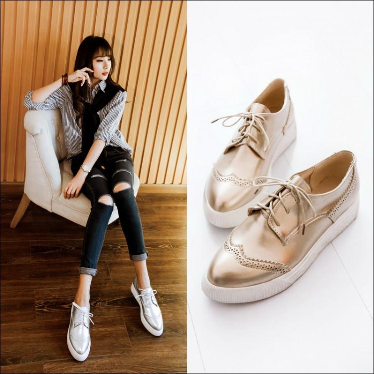 Preorder รองเท้าแฟชั่น สไตล์เกาหลี 34-43 รหัส 9DA-5290